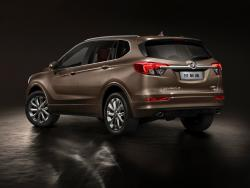 2016 Buick Envision #10