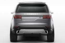 2016 Land Rover Discovery exterior #7