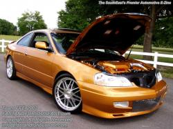 Bronze Acura CL 2003 Still Looks Good
