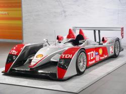 Audi R10 - Dominating Le Mans Since Day One