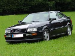 audi S2, an old song to a new tune