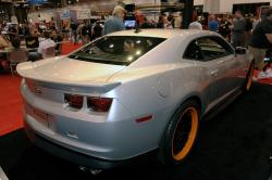 Chevrolet Camaro Lingenfelter Taken To The Extreme Limits