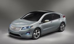 Chevrolet Volt - A Hybrid Muscle Car?