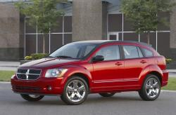 Preparing A Dodge Caliber For The Burnout Of A Lifetime