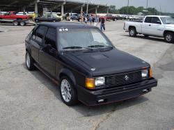 This Dodge Omni Was Taken Out For A Spin