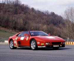 Roar Like A Beast With The Ferrari 348