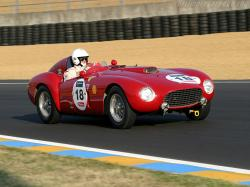 The All Red Ferrari 375