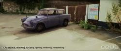ford Anglia from