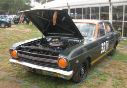 Ford Falcon Still Dominating Shows & Races