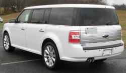 Vehicle Body Building At Its Finest - Ford Flex