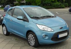 Ford Ka and the saga of its evil twin