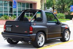 People find an excuse to drive GEO Tracker