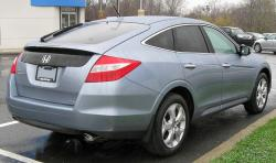 Honda Accord Crosstour makes you sit up!