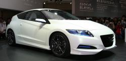 Honda CR-Z - When Hybrid Cars Sound Aggressive