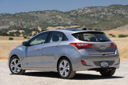 Hyundai Elantra GT Parks Itself - Curious How?