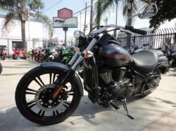 Kawasaki Cruiser comes from Ghost rider