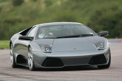 Lamborghini Murcielago or A speeding train?