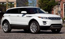 Activate your Land Rover Range Rover Evoque robot!