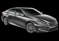 Two-Wheeling A Lexus ES 350