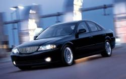 The car of your dreams, Lincoln LS