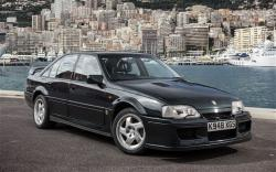 Not Even Laws Will Bring This Beast To Its Knees - The Lotus Carlton