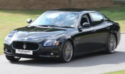 Maserati Quattroporte- A Short Review