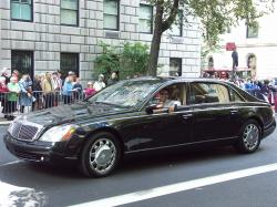 Maybach62- A Luxury Car for a Luxurious Ride