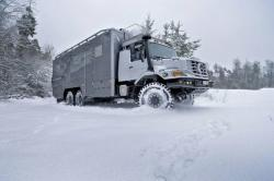 mercedes-benz Zetros: you have never seen such truck!