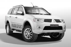 Mitsubishi Pajero Sport - Probably The Most Economic Japanese SUV