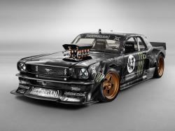 Ken Block's Highly Customized Ford Mustang