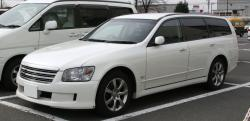 Nissan Stagea - The Wagon Version Of Skyline?