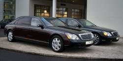 The Maybach 57 – The Car Defining Luxury