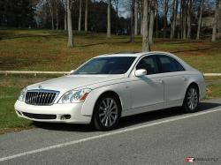 The Maybach 57