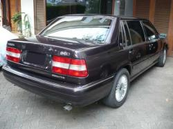 The Prime Executive of Volvo S90