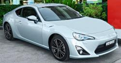 Toyota 86 Carries The AE86 Tradition