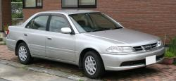 Toyota Carina No Longer A Family Car