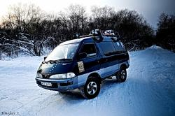 Strategic photo gallery of Toyota LiteAce