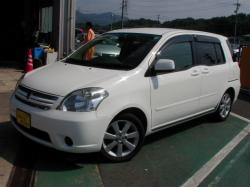 White Star of Toyota Raum