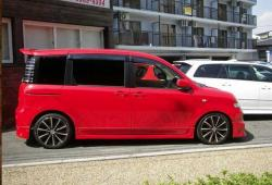Toyota Sienta Going Beyond All Bounds