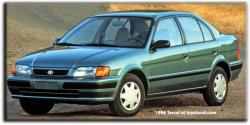 Toyota Tercel - Handling Taken To The Next Level