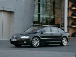 All new Volkswagen Phaeton shows how much work is done on it!