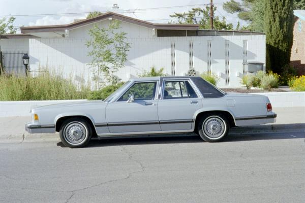 1990 Mercury Grand Marquis