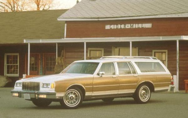 1990 Buick Estate Wagon #1