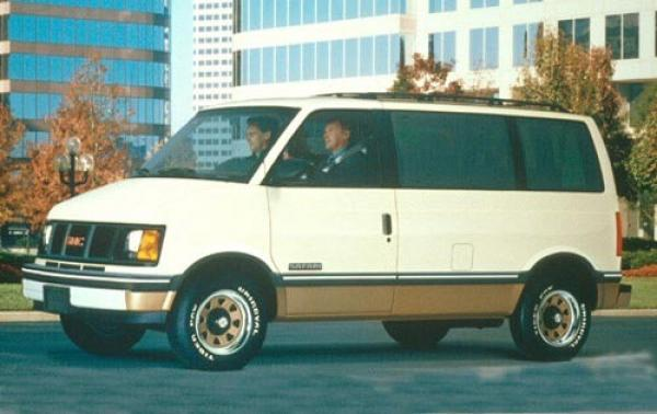 1990 GMC Safari #1