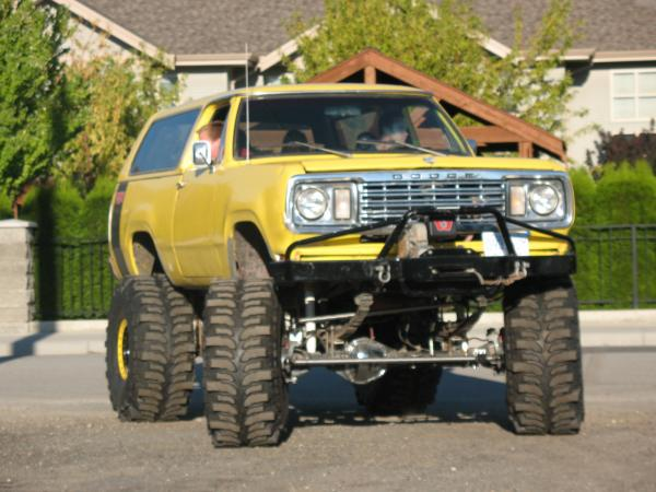1991 Dodge Ramcharger #1