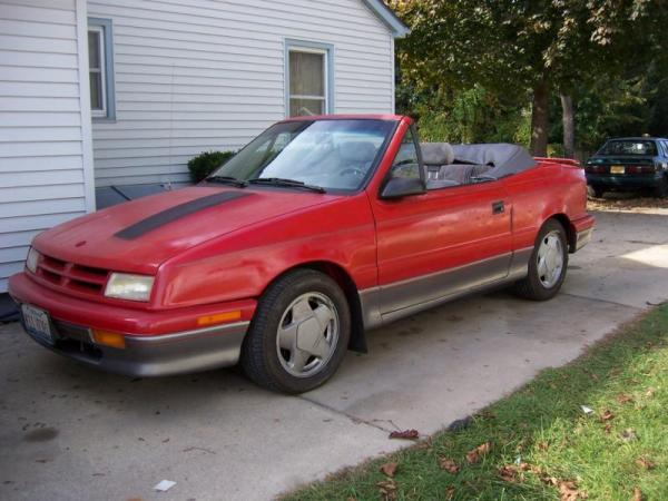 1991 Dodge Shadow #1