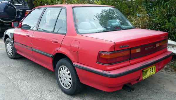 1991 Honda Civic