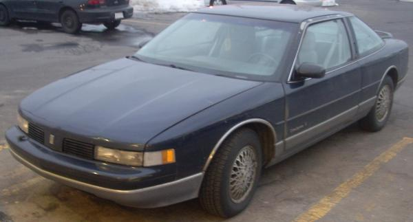 1991 Oldsmobile Cutlass Supreme #1