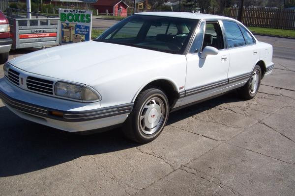 1991 Oldsmobile Eighty-Eight Royale