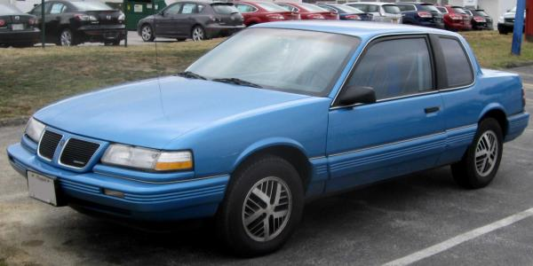 1991 Pontiac Grand Am